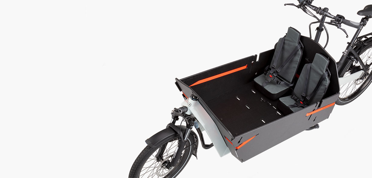 Riese & Muller Packster 80 Touring