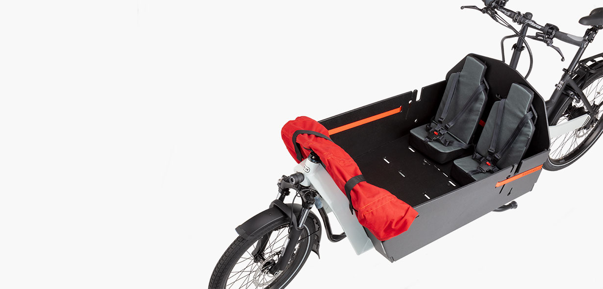 Riese & Muller Packster 80 Touring HS