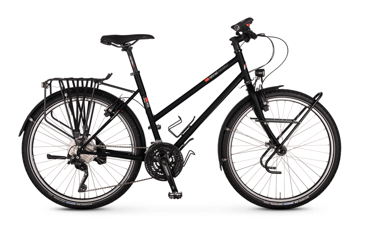VSF TX-400 Shimano Deore XT 30-speed / HS33 Gents