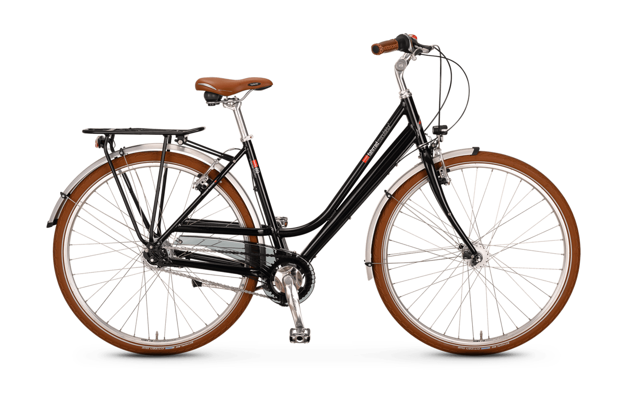 VSF S-80 Shimano Nexus 8-speed Coasterbrake / V-Brake Wave
