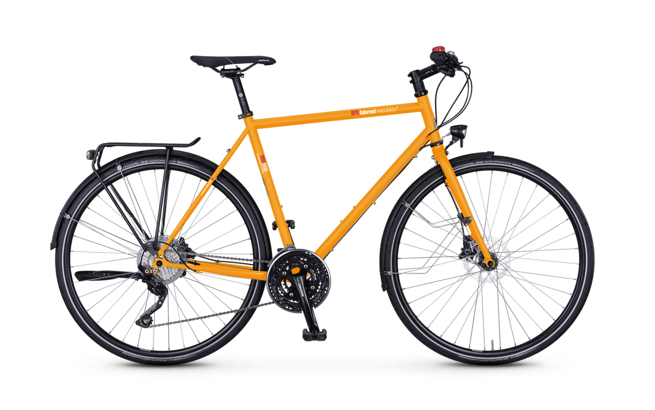 VSF T-500 Shimano Deore 30-speed / Disc Anglais
