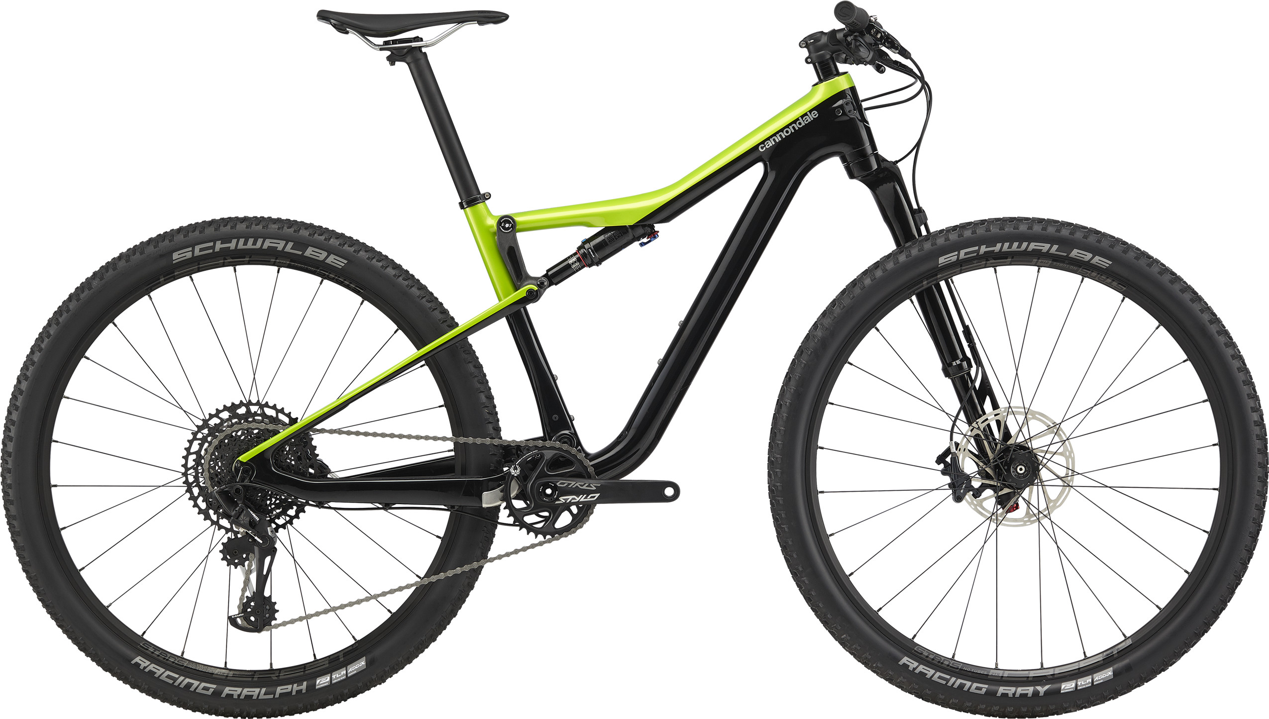 Cannondale 27.5/29 M Scalpel Si Crb 4