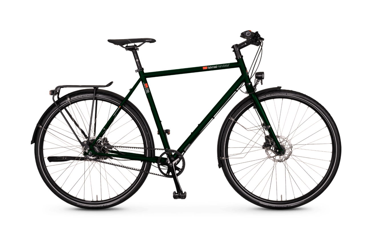 VSF T-700 Shimano Alfine 11-speed / Disc / Gates Gents