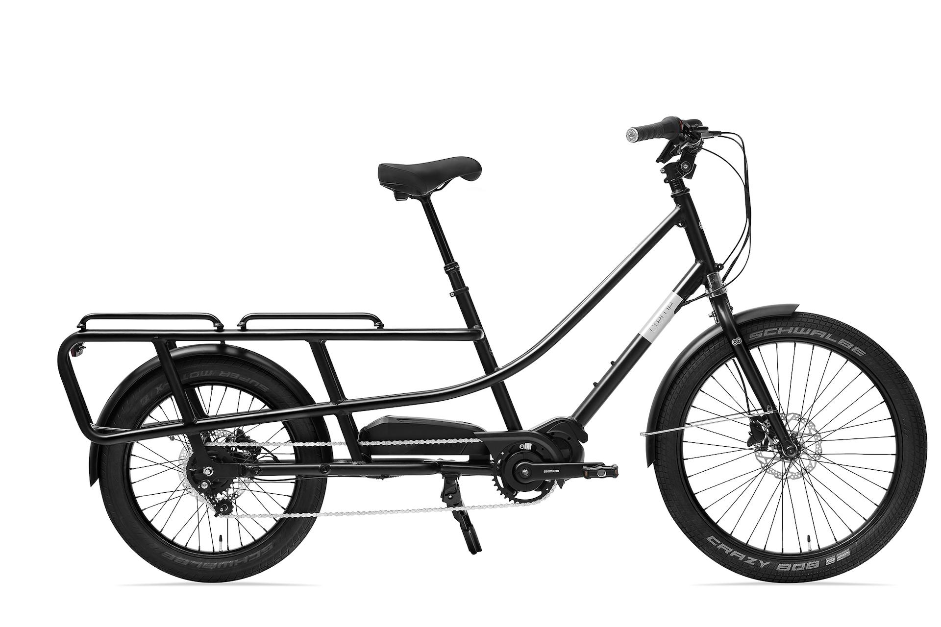 Creme Happy Wagon - Cargo Bike