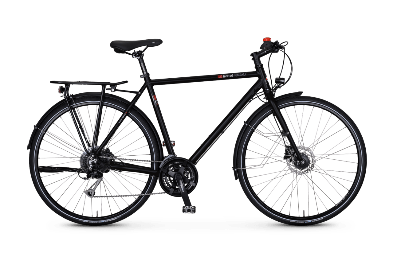 VSF T-50S Shimano Alivio 24-speed / Disc Gents