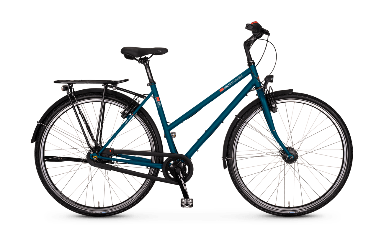 VSF T-100 Shimano Nexus 8-speed Freewheel / V-Brake Ladies
