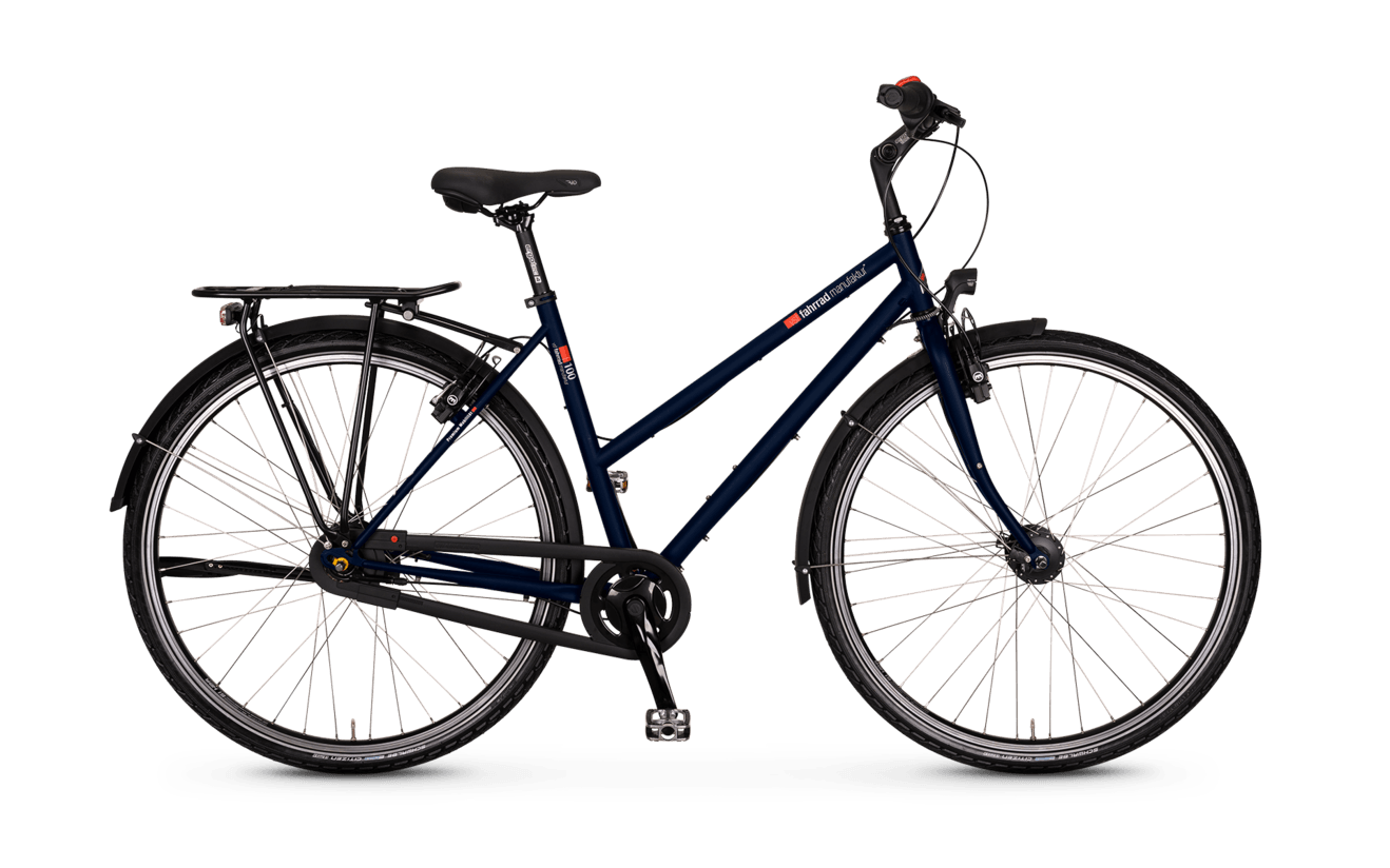 VSF T-100 Shimano Nexus 8-speed Freewheel / V-Brake Anglais