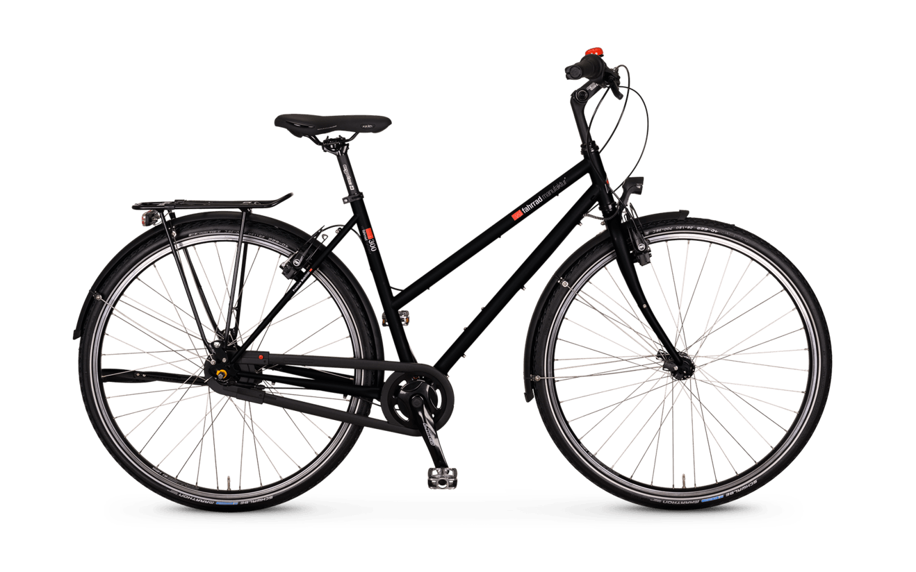 VSF T-300 Shimano Nexus 8-speed Premium Freewheel / HS22 Anglais