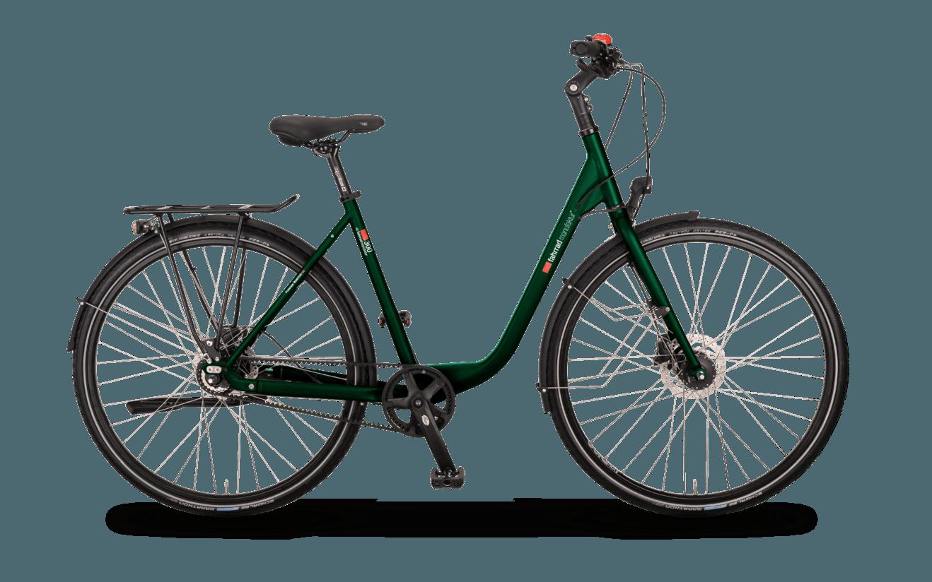 VSF S-300 Shimano Nexus 8-speed Freewheel / Disc / Gates Wave