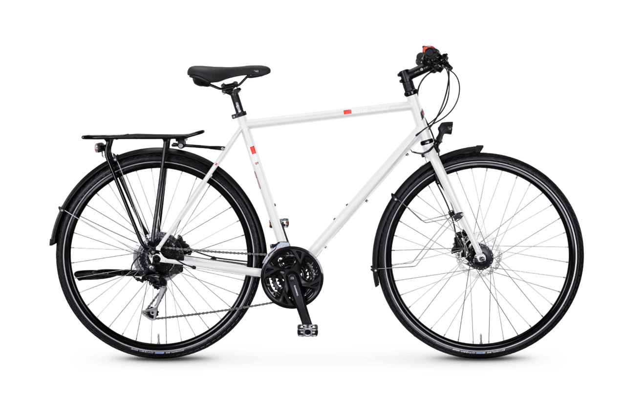 VSF T-100S Shimano Alivio 27-speed / Disc Gents
