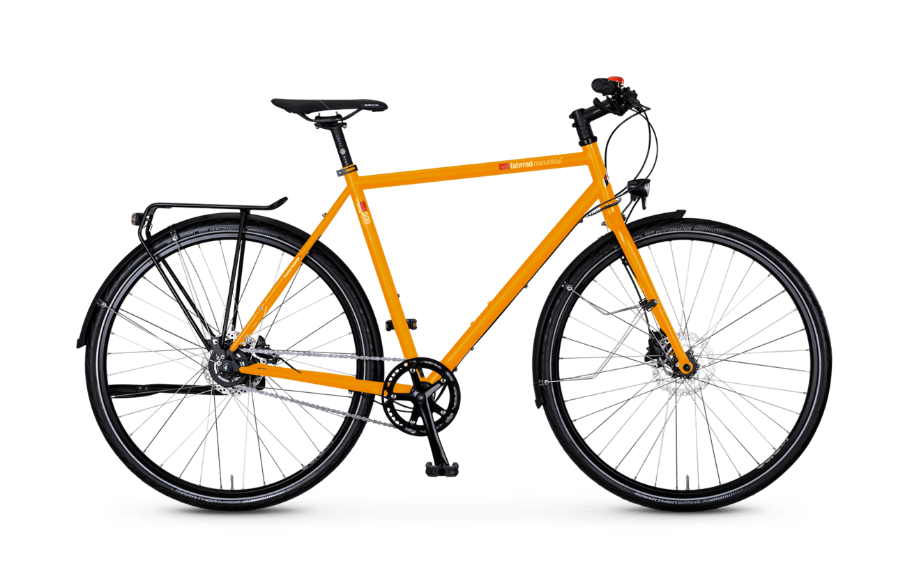 VSF T-500 Shimano Alfine 8-speed / Disc Ladies