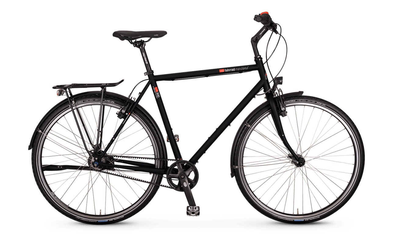 VSF T-300 Shimano Nexus 8-speed Premium Freewheel / HS22 / Gates Gents