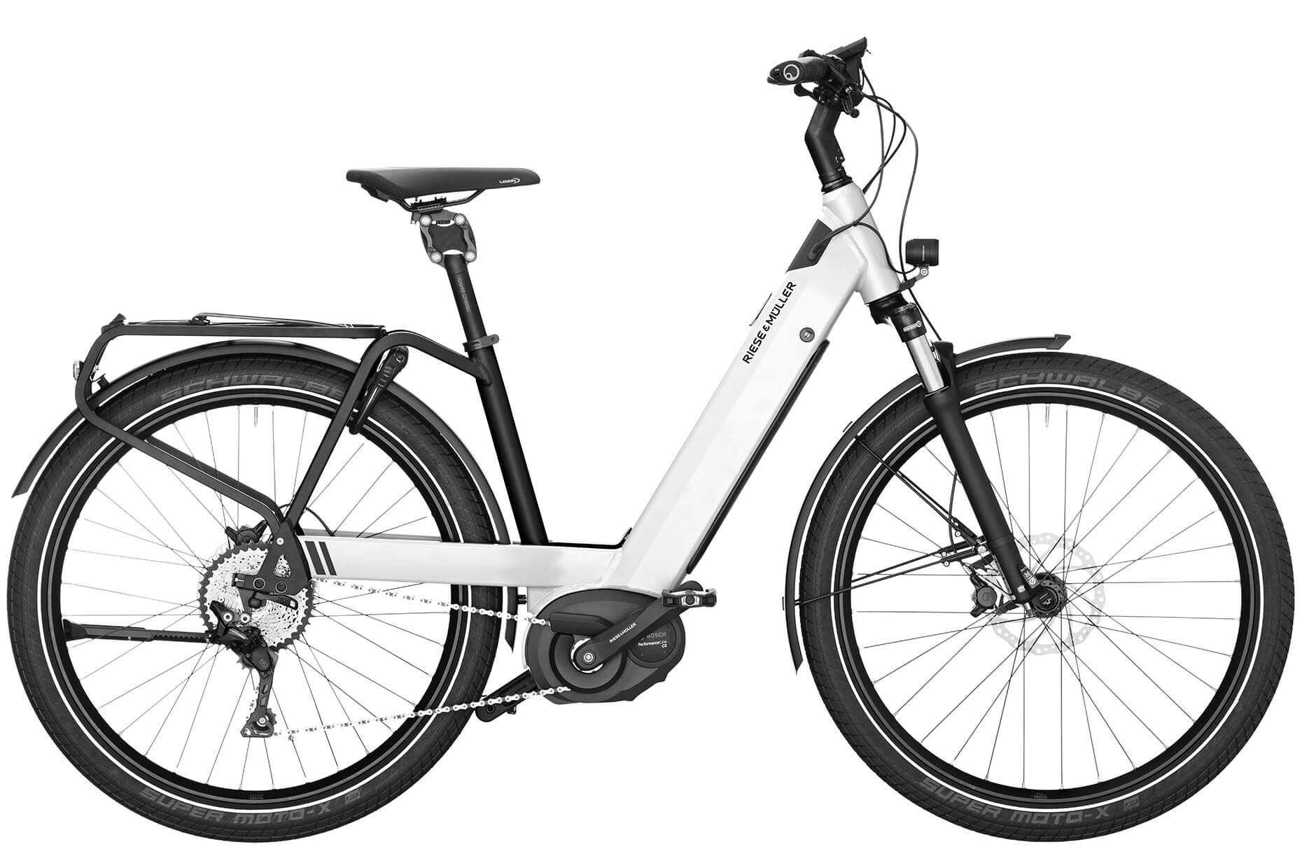 Riese & Muller Nevo GT Touring HS