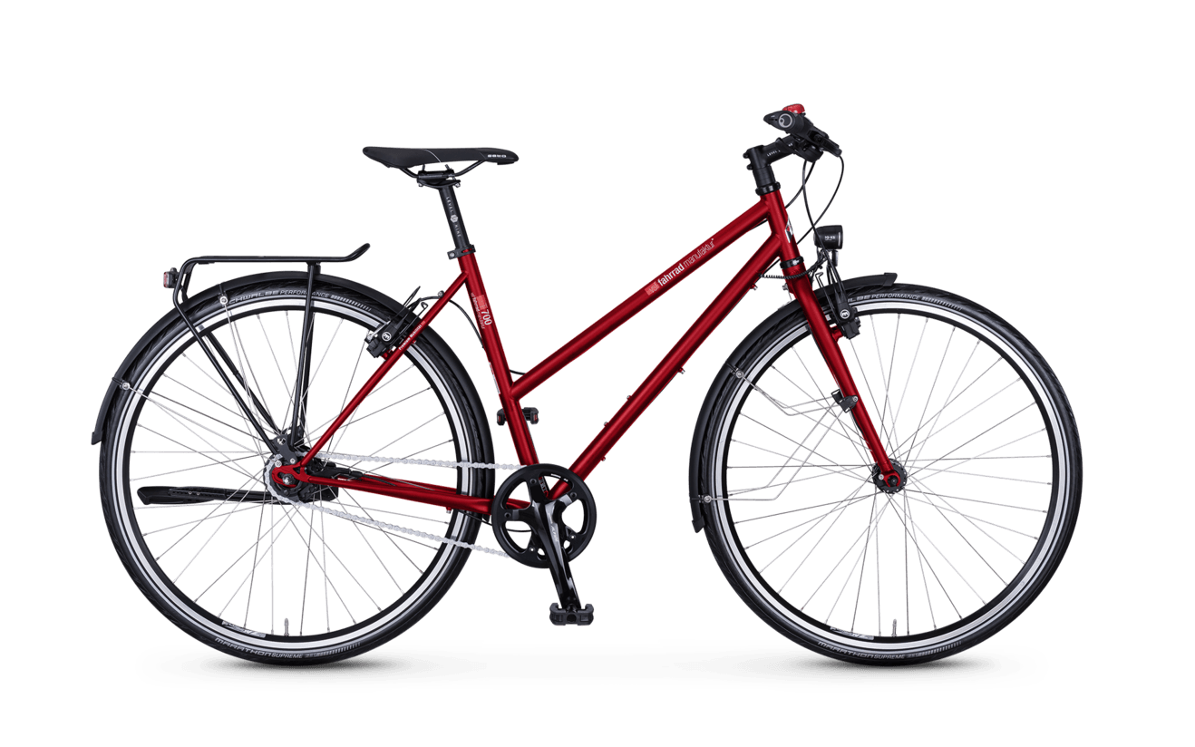 VSF T-700 Shimano Alfine 11-speed / HS22 Ladies