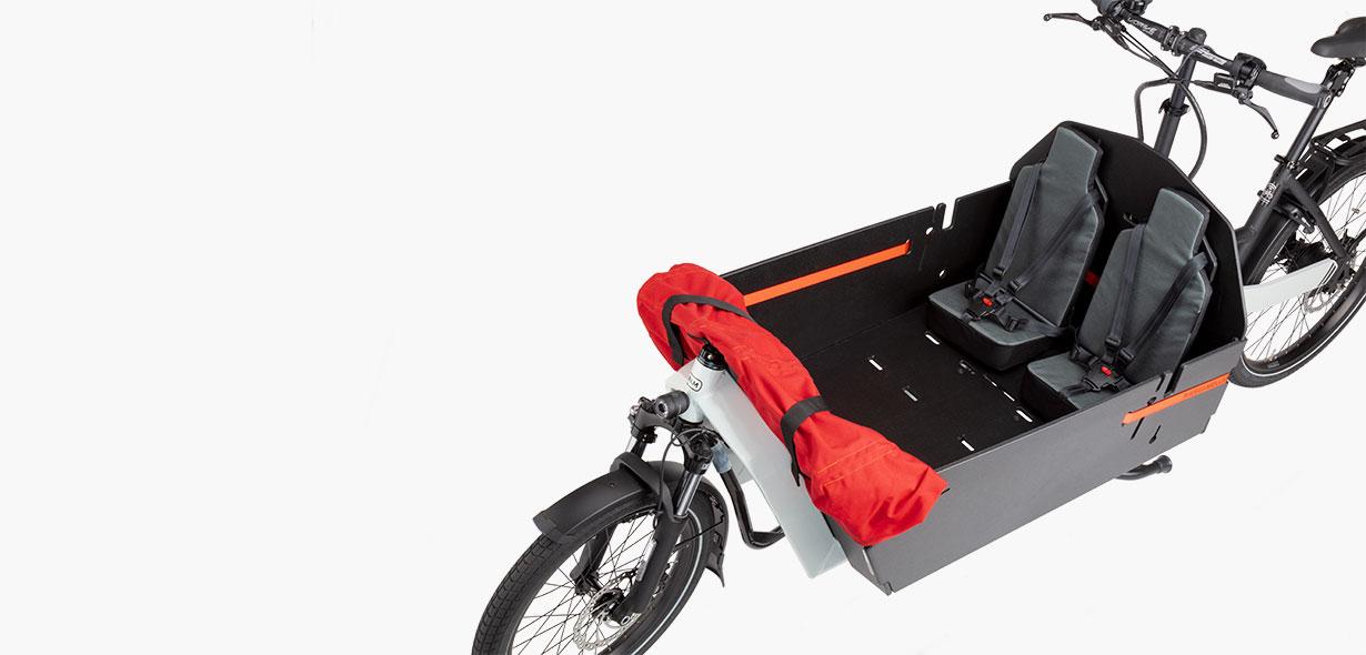 Riese & Muller Packster 80 Vario HS