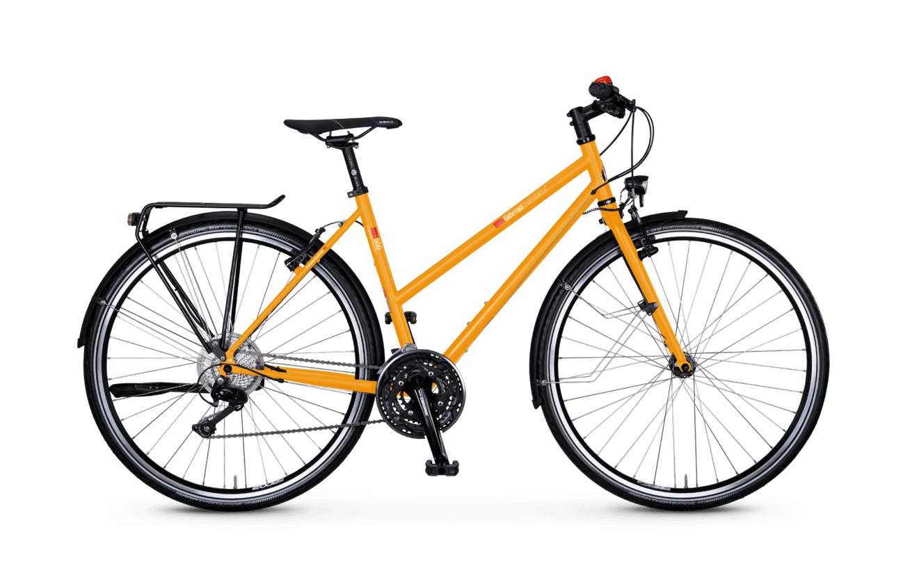 VSF T-500 Shimano Deore 30-speed / V-Brake Ladies