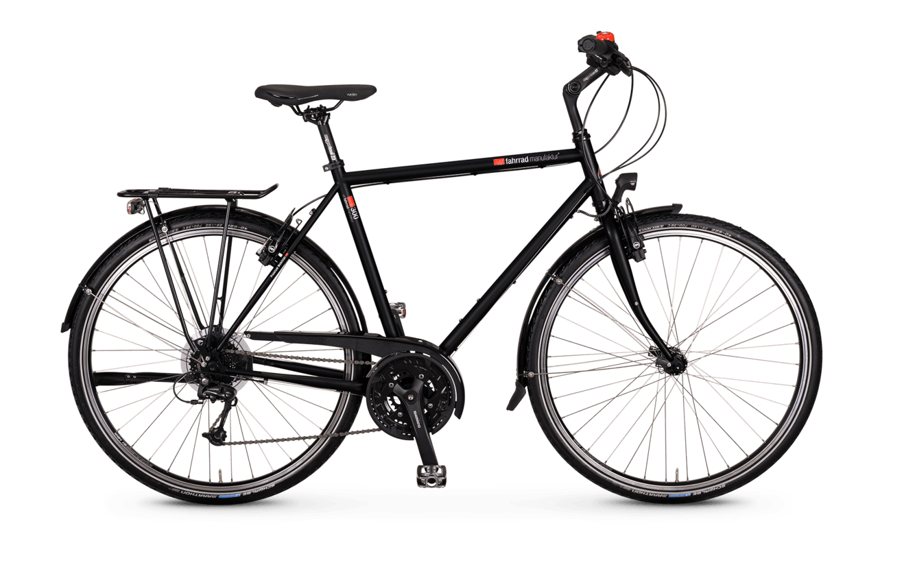 VSF T-300 Shimano Deore 27-speed / HS22 Ladies