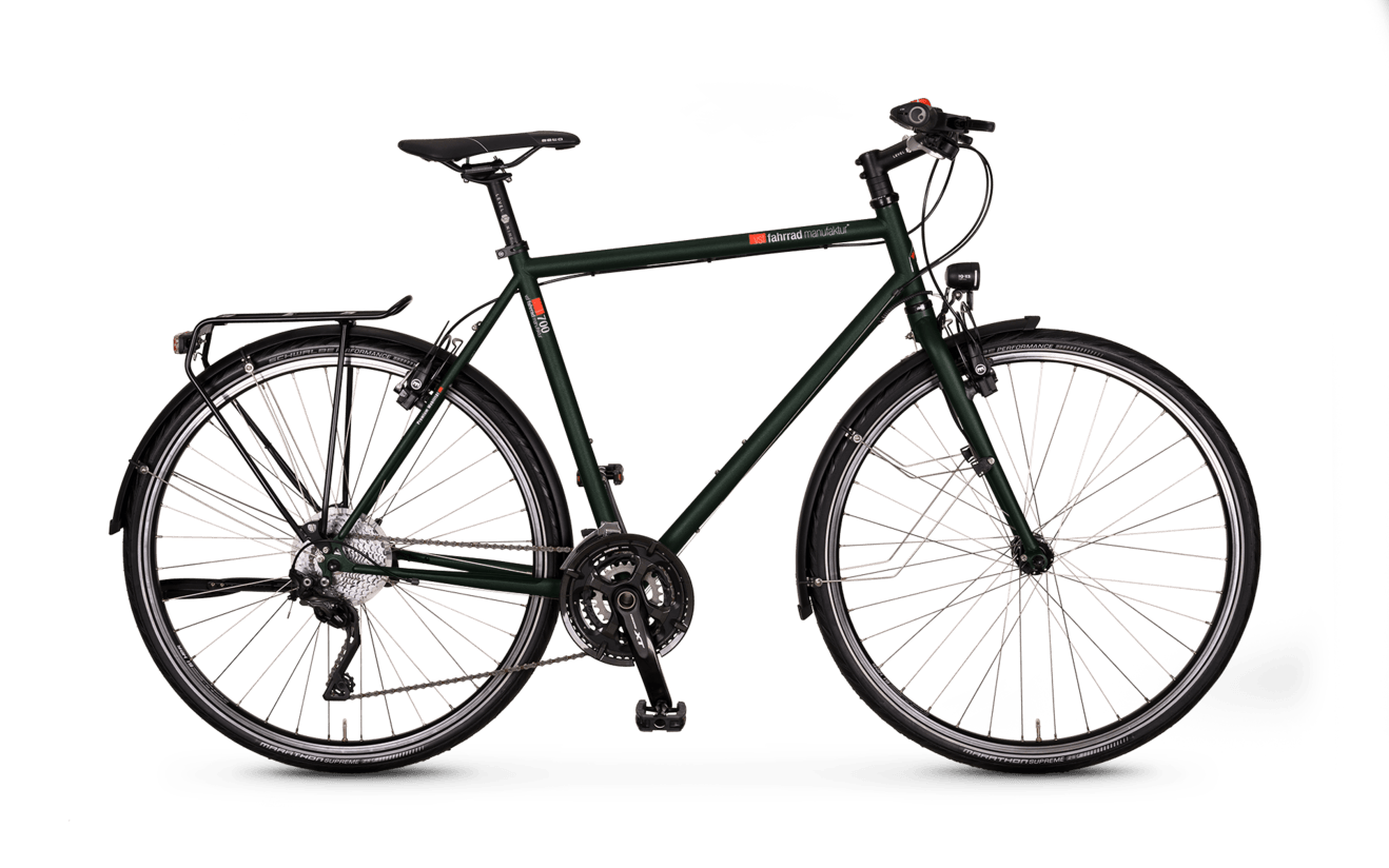 VSF T-700 Shimano Deore XT 30-speed / HS22 Anglais