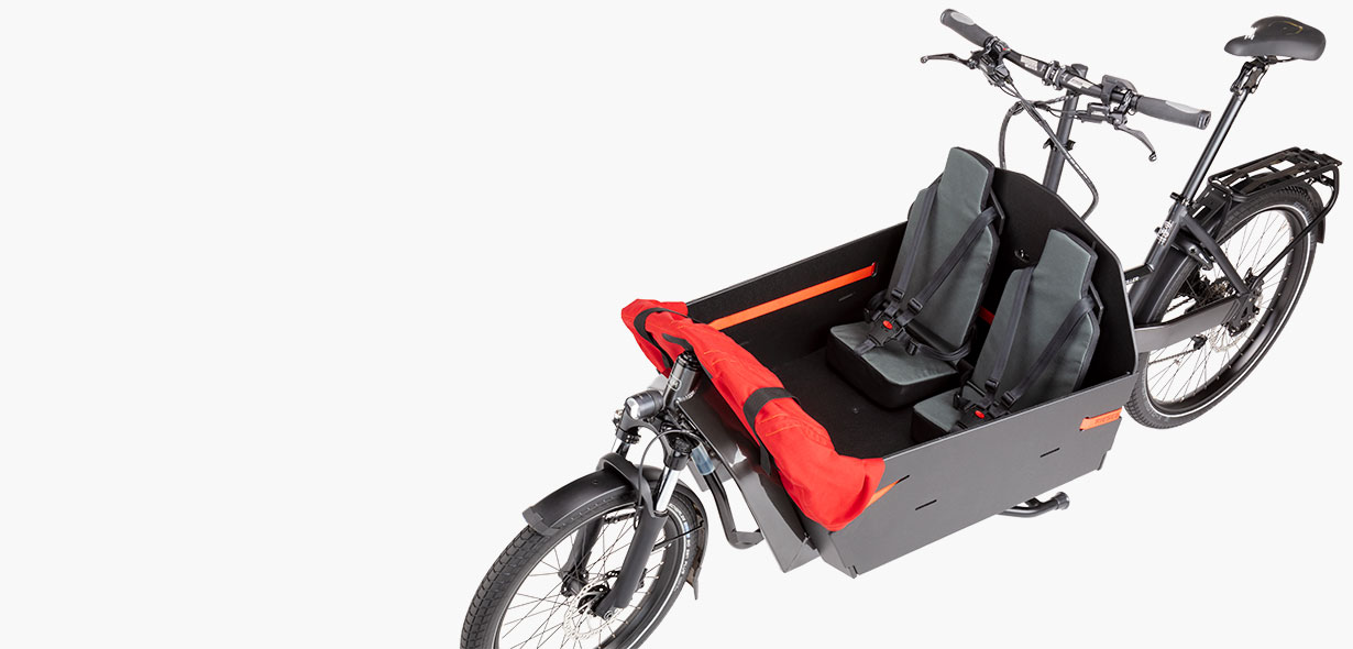 Riese & Muller Packster 60 Touring HS
