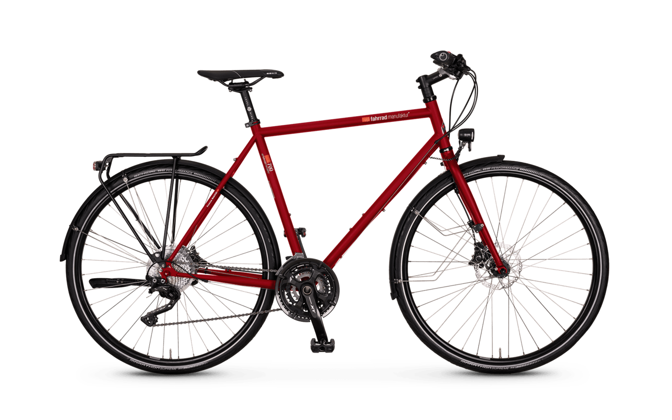 VSF T-700 Shimano Deore XT 30-speed / Disc Gents