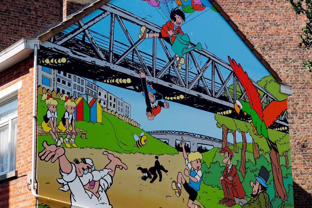 Vlaamse stripfiguren