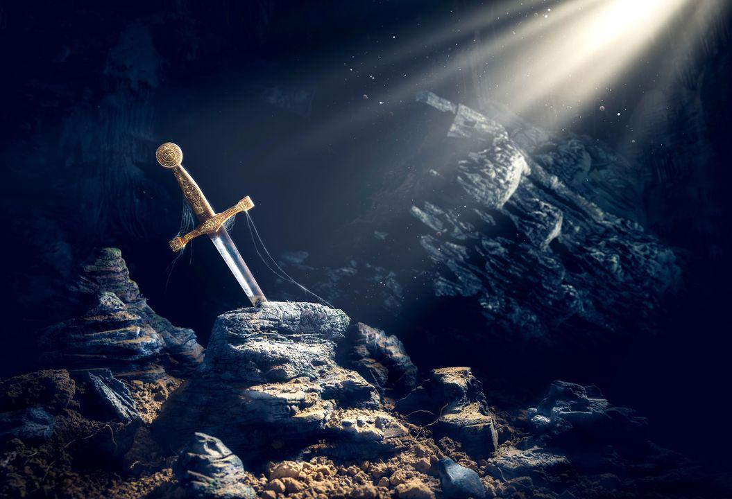 Magische zwaarden