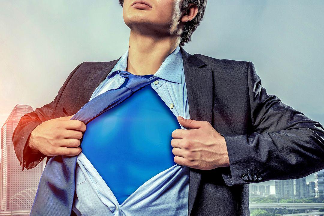 Beestige superhelden