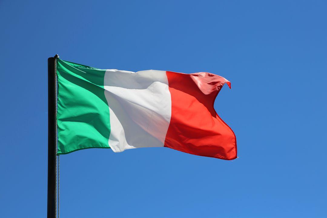 Het is Italiaans