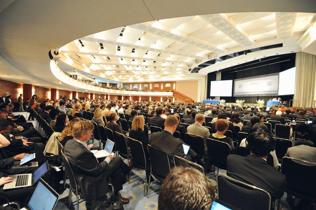 Klimaatconferentie van de Verenigde Naties