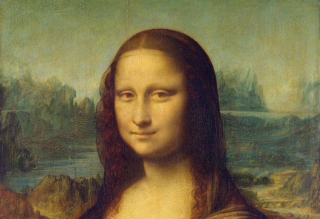"""De """"Mona Lisa"""" is van hem"""