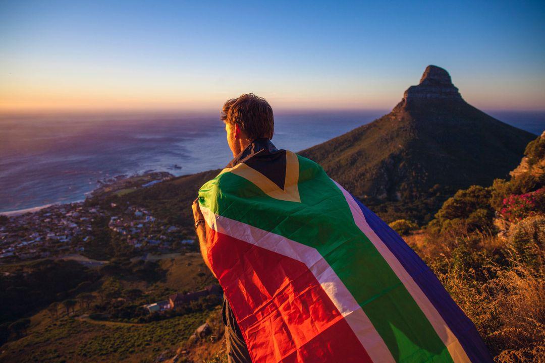 Symbool van Zuid-Afrikaans voetbal