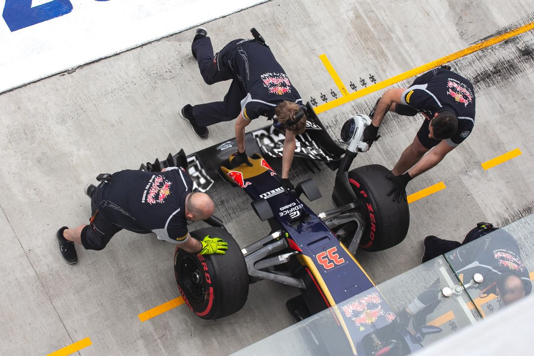 Formule 1 team