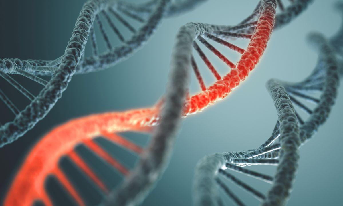 Wijziging van DNA