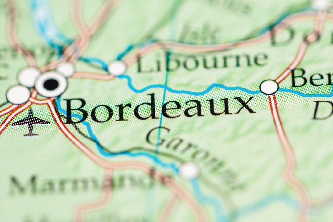 Bordeaux, Frankrijk