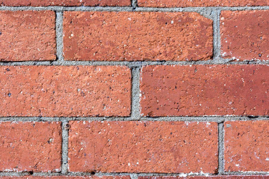 Je maakt baksteenvormige blokken...