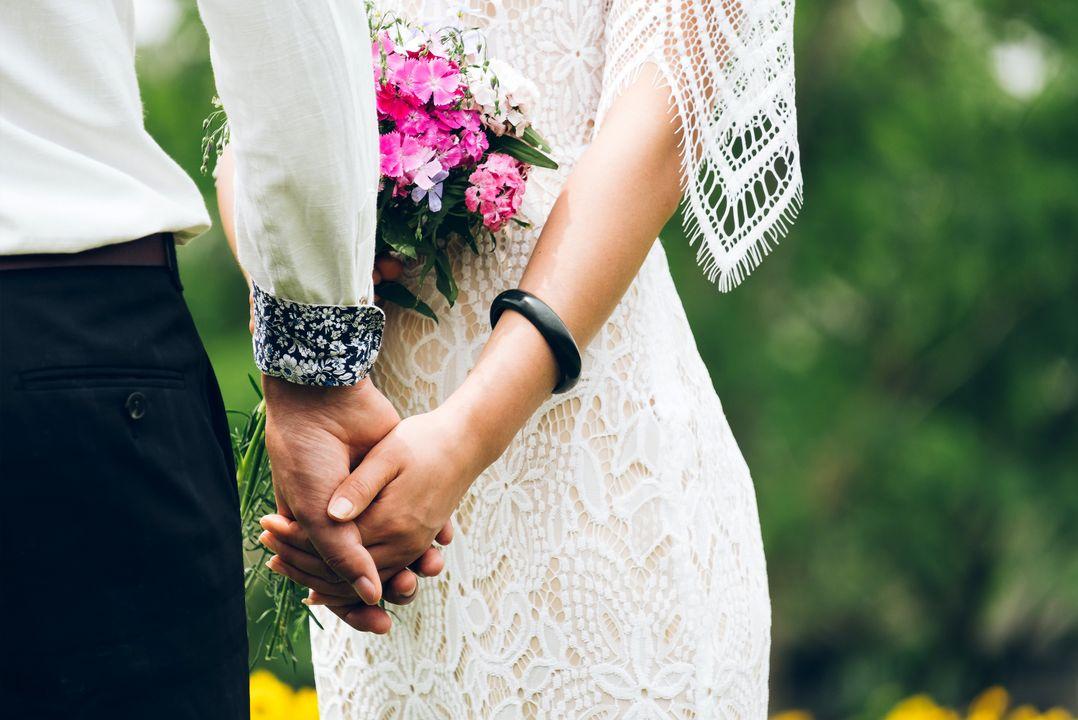 De dag erna trouwen