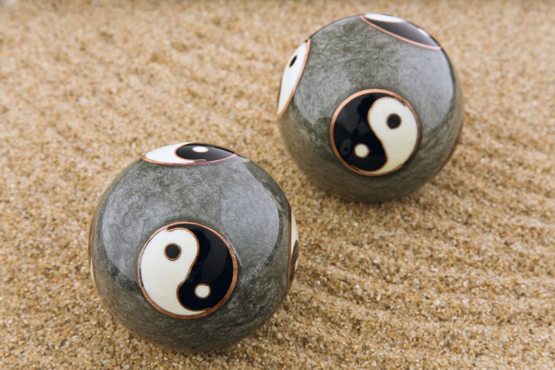 Yin & yang is een belangrijk concept