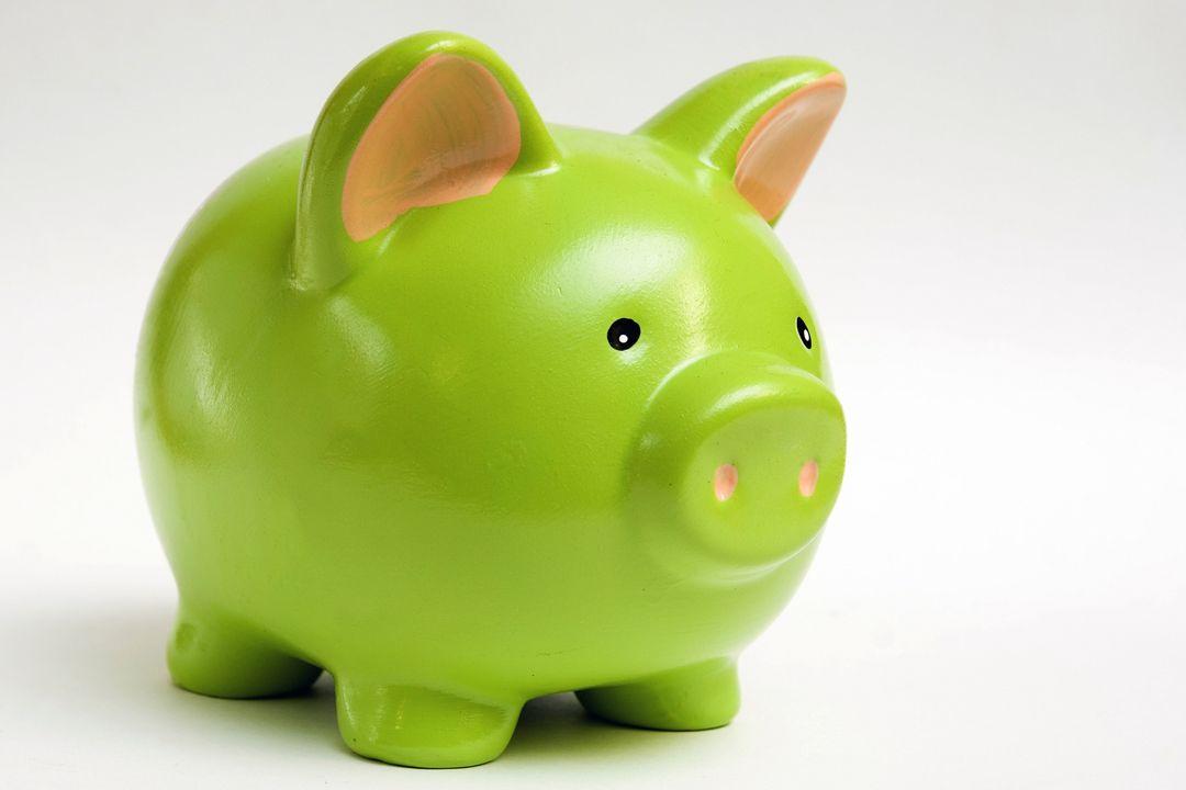 ...naar groene varkens 🤷♀️