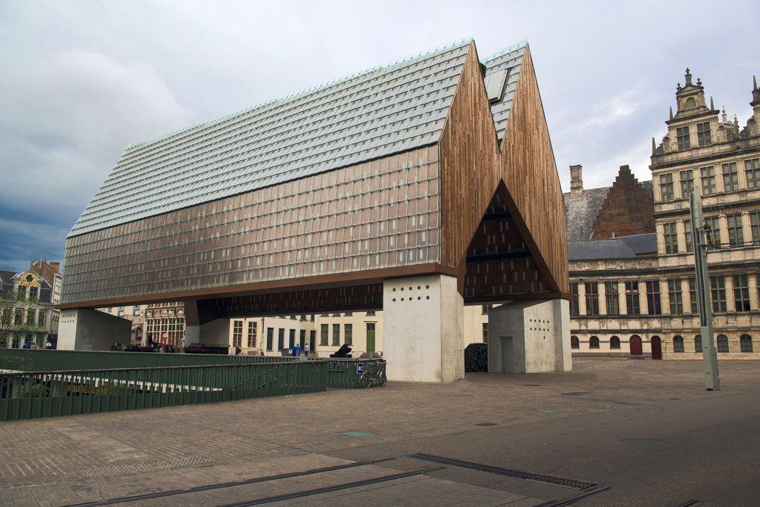 Stadshal van Gent