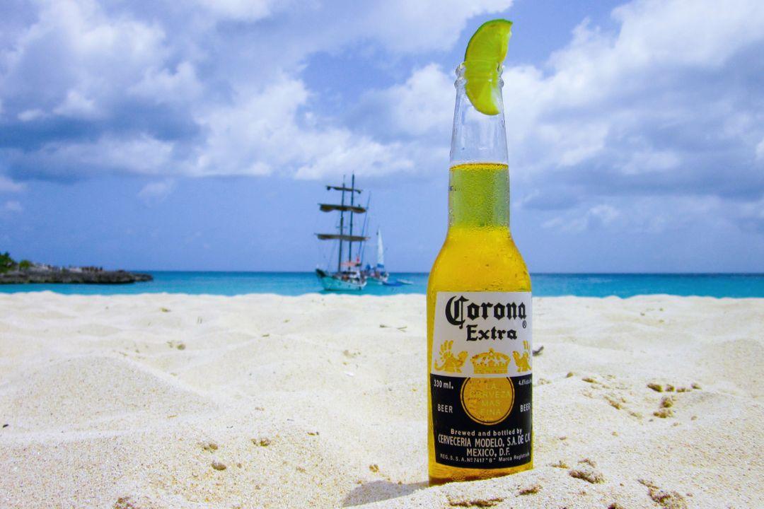 Corona is eigendom van AB Inbev