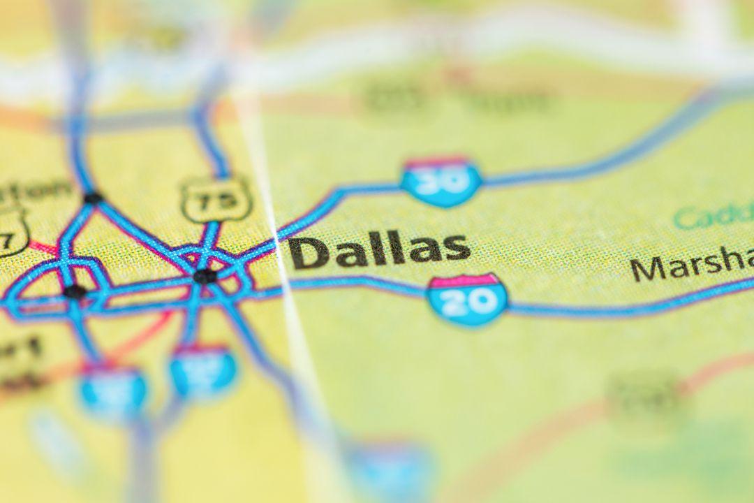 Tweede grootste stad van Texas