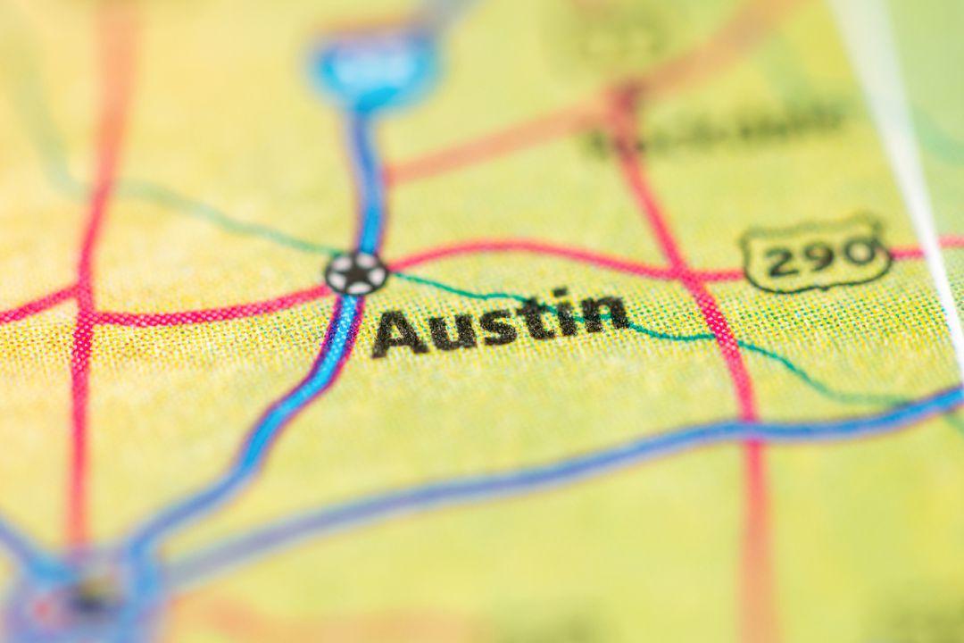 Vierde grootste stad van Texas