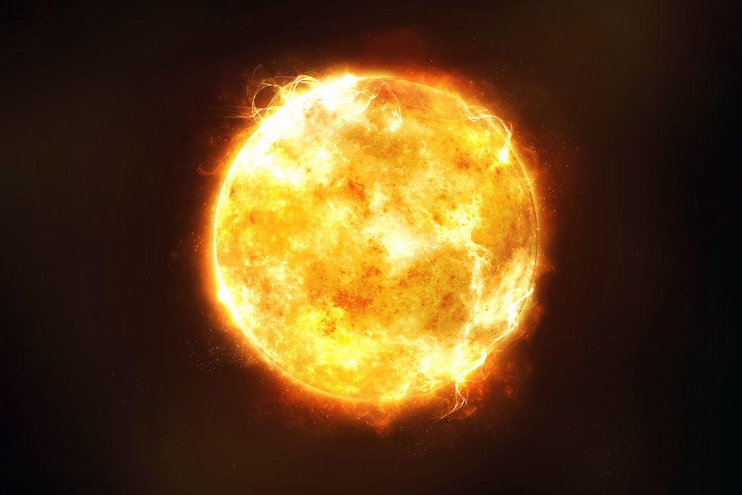 Beschermt tegen de zon...