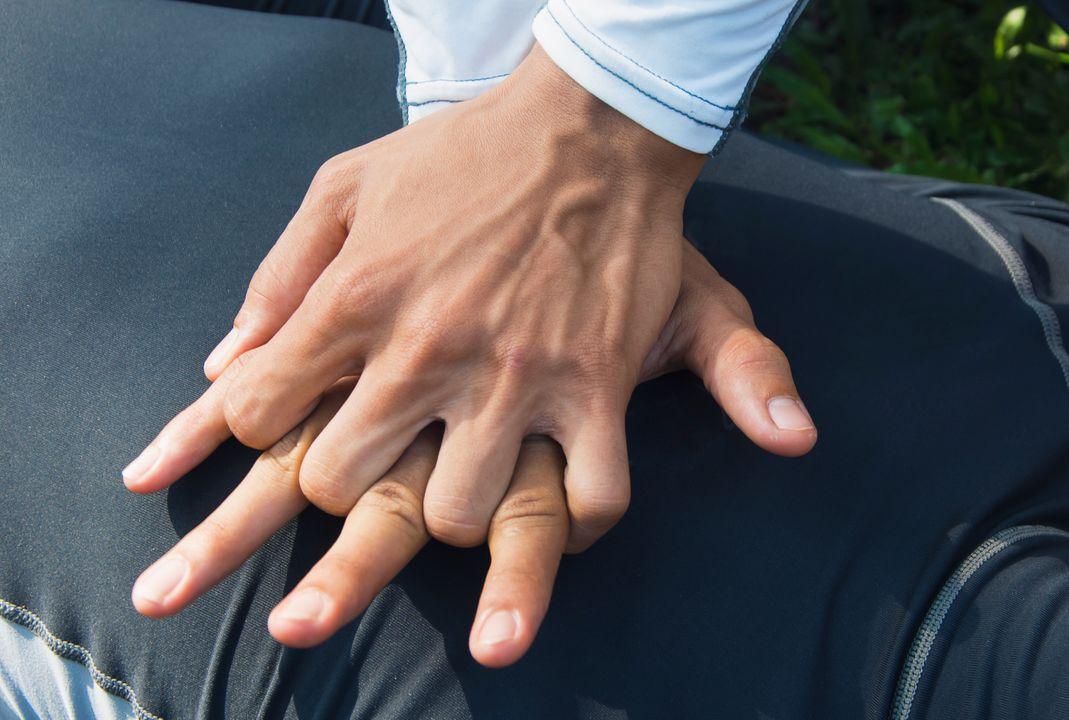 Borstcompressie / Hartmassage