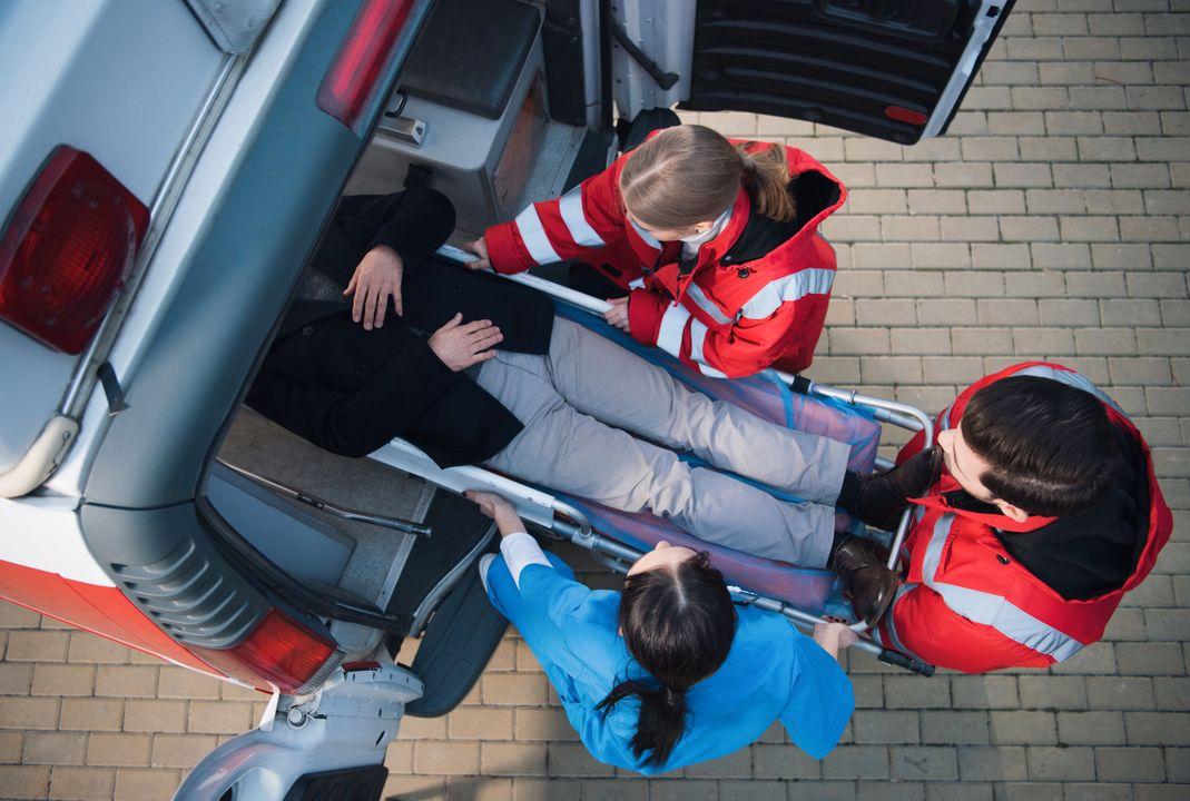 Je overlevingskansen verhogen drastisch als je snel professionele hulp krijgt.