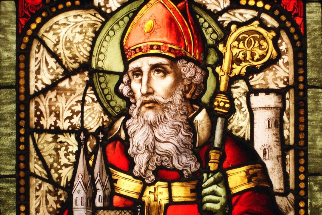 Ter herdenking van Sint-Patricius, de beschermheilige van Ierland