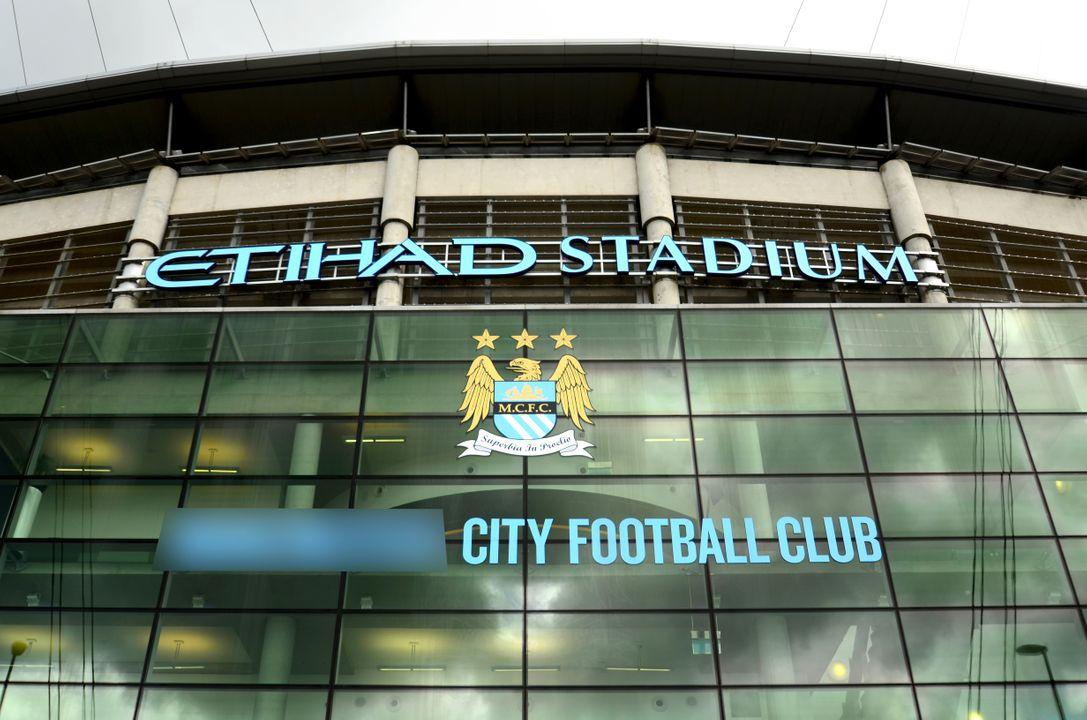Thuis van Manchester City FC