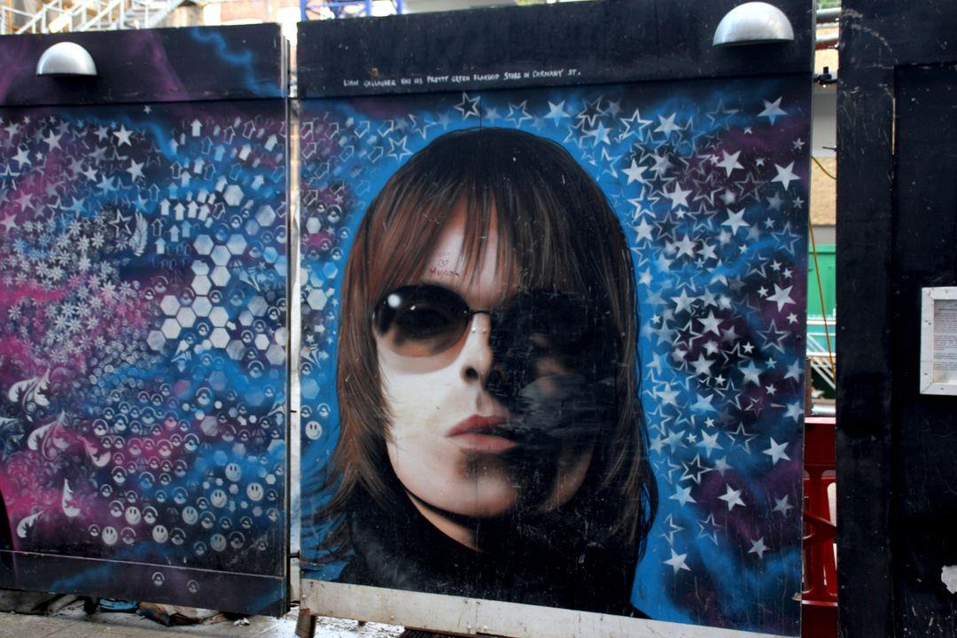 Thuis van de band Oasis