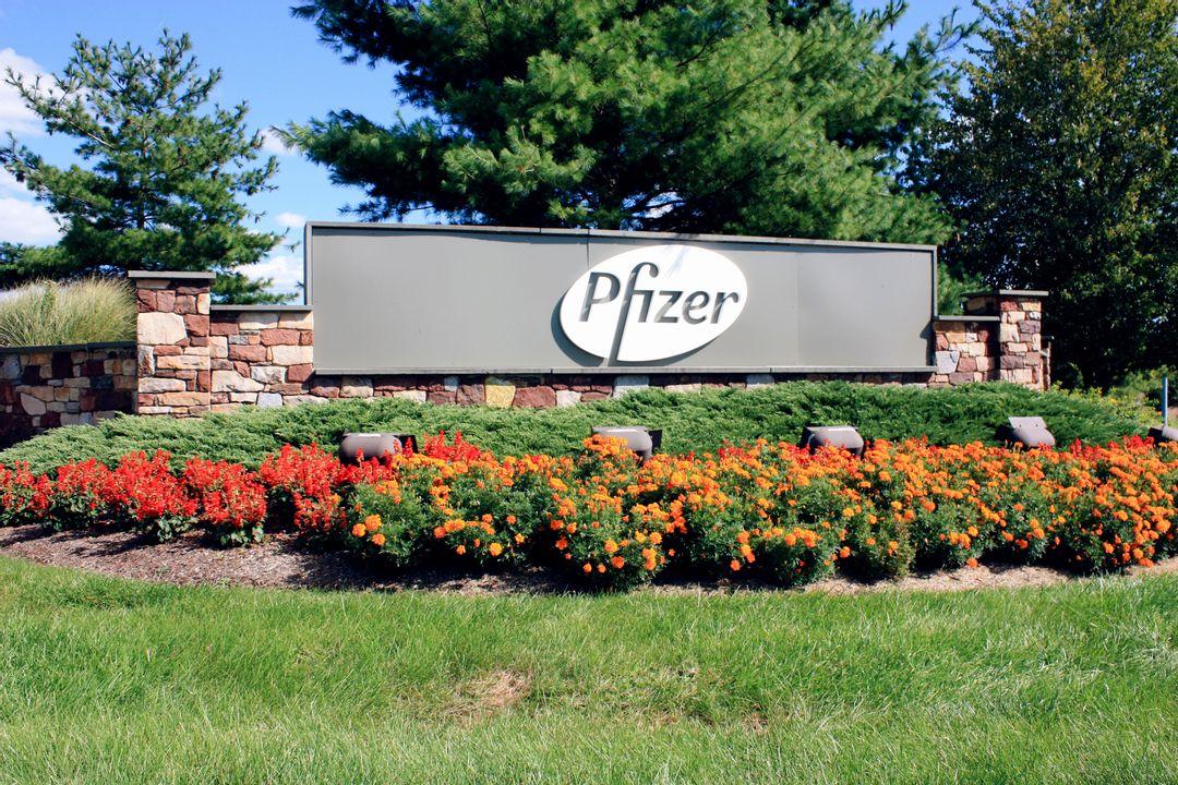 Gemaakt door Pfizer