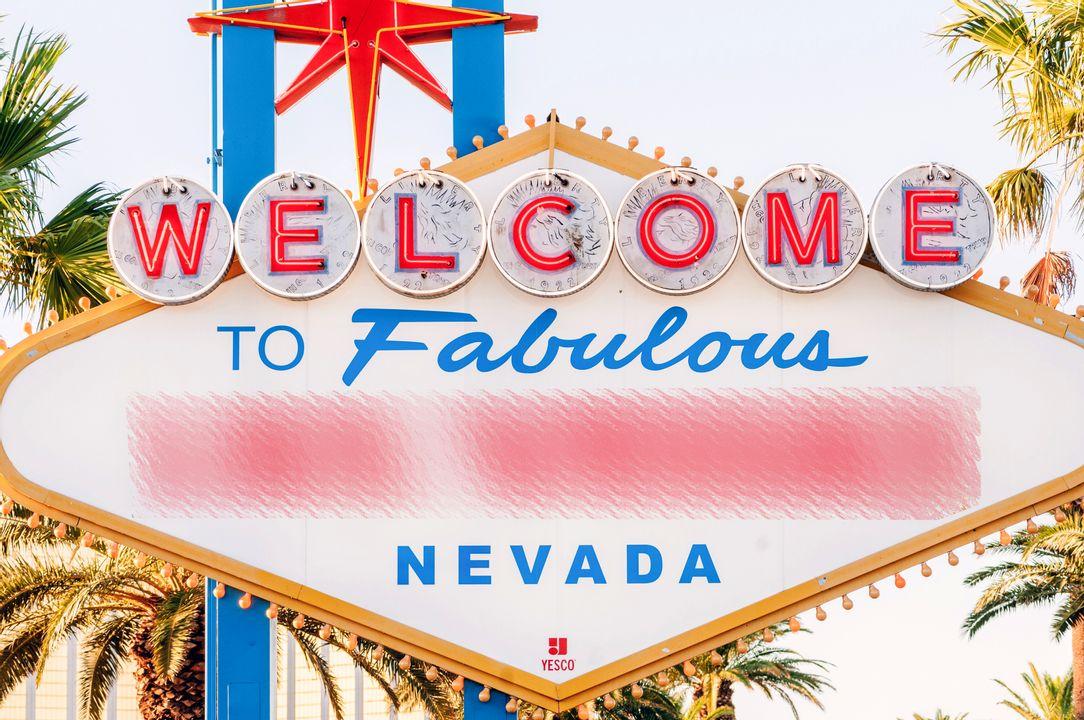 Ligt in de staat Nevada